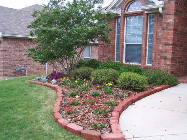 Texas Front Yard Landscaping Ideas