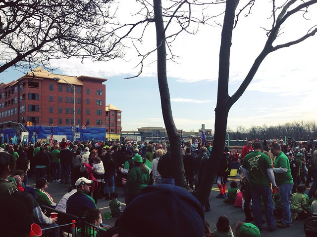 Somerville St. Patrick's Parade Day 2013!