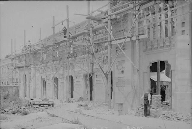 Estación de Ferrocarril de Toledo el 23 de junio de 1915 © Archivo Histórico Ferroviario del Museo del Ferrocarril de Madrid. Fotografía de F. Salgado. Signatura 0441-IF MZA 0-2