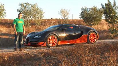 Bugatti Veyron Super Sport Road Test By Evo S Chris Harris Part 1 Automotive Addicts