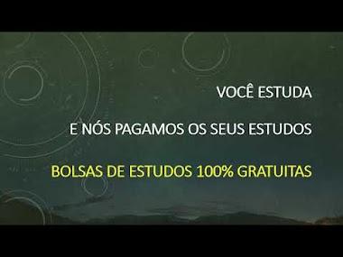 Brasil Educa oferece Bolsas de Estudos
