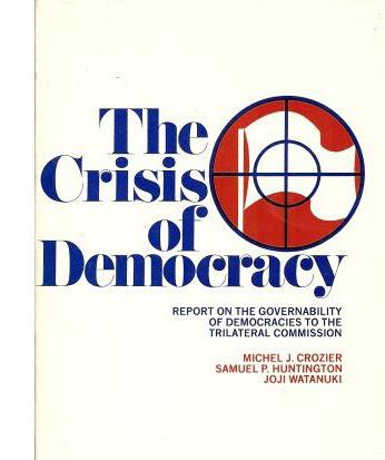 A Crise da Democracia