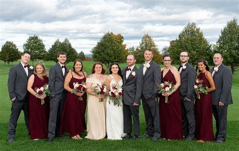 Tyler & Brittany   Fairways of Halfmoon   Saratoga Wedding