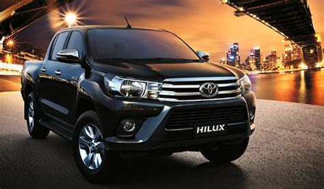 toyota hilux philippines review toyota specs