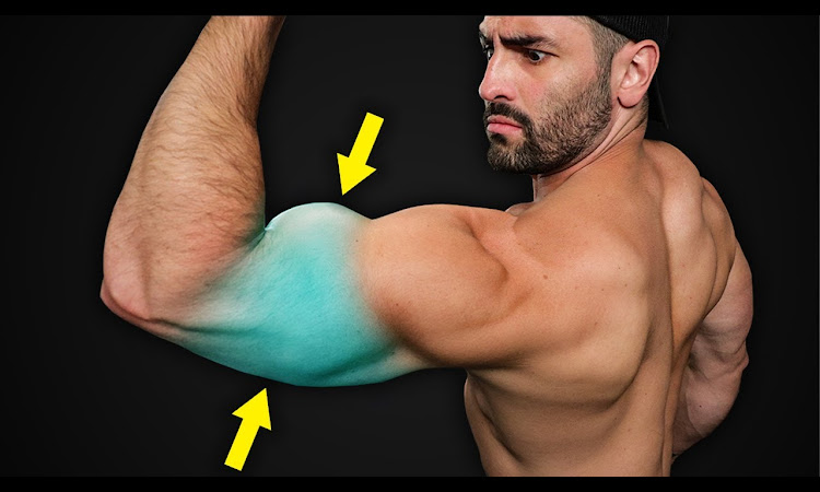 The BEST Home BIG ARMS Workout! (Insane Biceps & Triceps Routine)