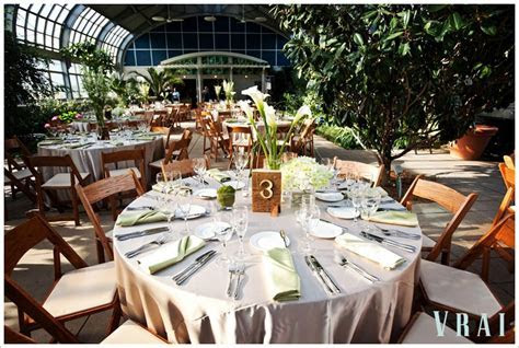 Garfield Park Conservatory Reception   Chicago Wedding