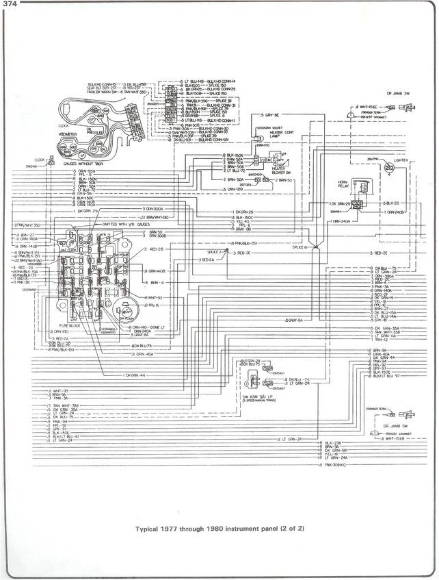 Instrument Cluster Wiring Diagram The 1947 Present Chevrolet Gmc Truck Message Board Network