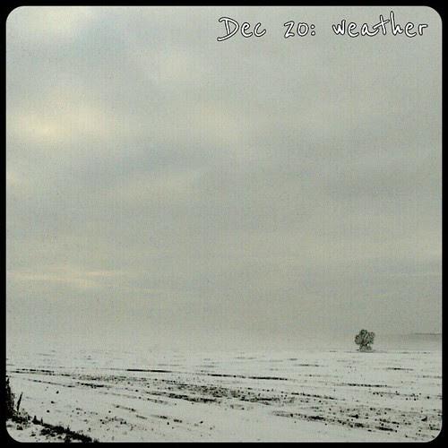 Dec 20: weather #fmsphotoaday