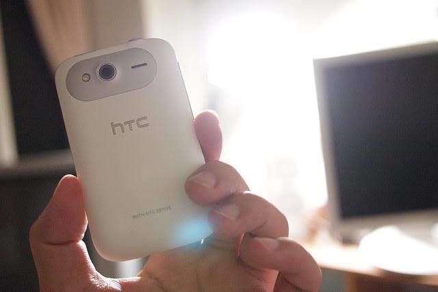 HTC Wildfire S -15