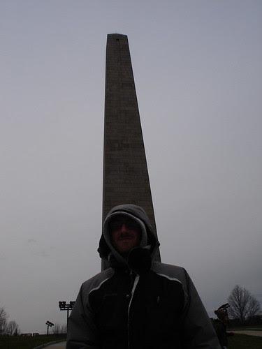 Ken at Bunker Hill