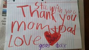 6-Year-Old Passes Away And When His Parents Got Home They Found A Note That Made Them Cry! DEVASTATING!