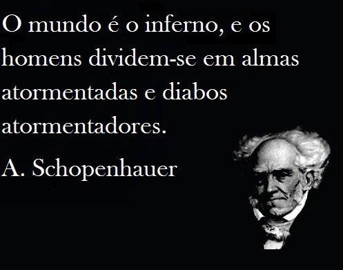 Miluzinha Blog Arquivo Do Blog O Pessimismo De Schopenhauer