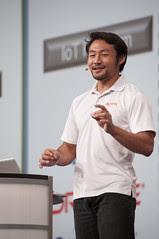 Andrew Sugaya, Java Strategy Keynote, JavaOne 2013 San Francisco