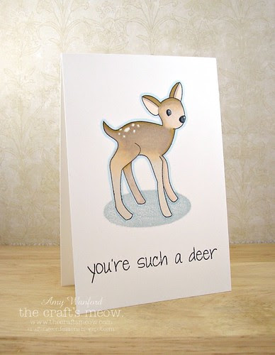 you're such a deer