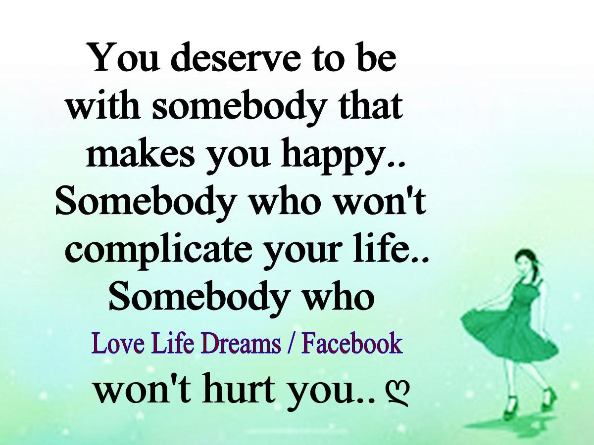 U Deserve Me Quotes The Blouse