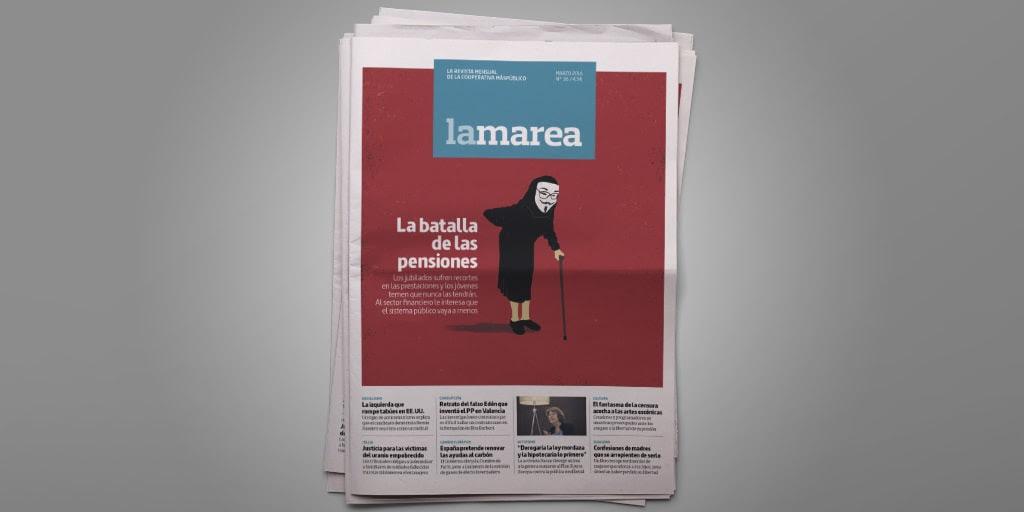 portada LM 36 La batalla de las pensiones