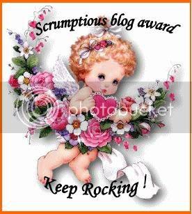 Scrumptious Award