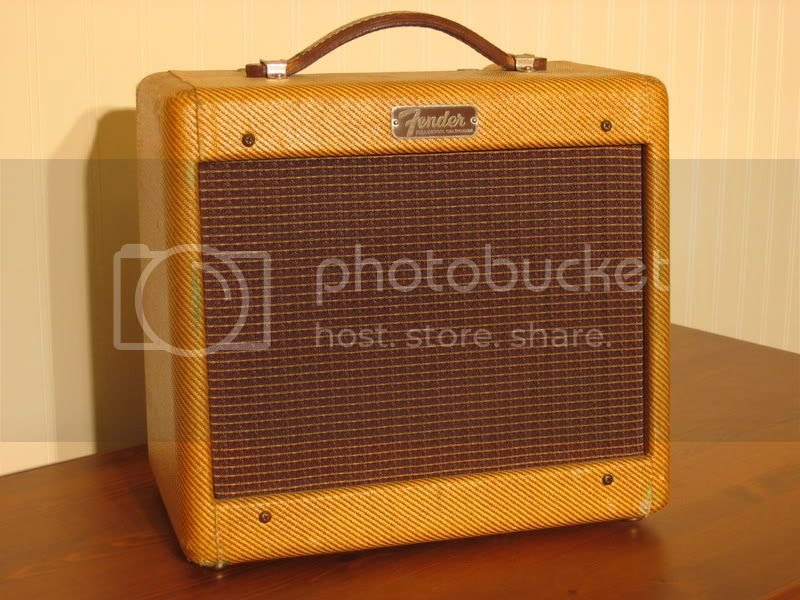 Original Fender 1959 Tweed Champ