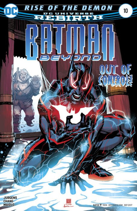 Batman Beyond #10