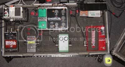 Johnny Greenwood Gear