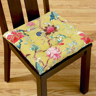 Dining Room On Chair Cushions Colorful 4