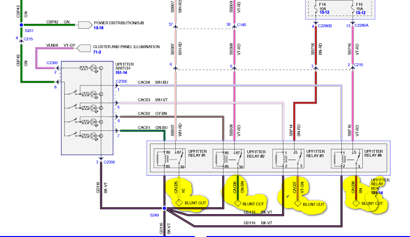 2011 F350 Upfitter Switch Wiring Diagram Pioneer Car Stereo Wiring Diagram Colors Free Picture 5pin Yenpancane Jeanjaures37 Fr