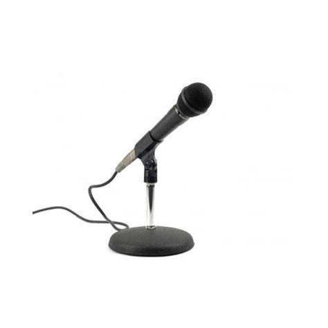 ProLine Microphone Table Top Stand   WOVA   Event