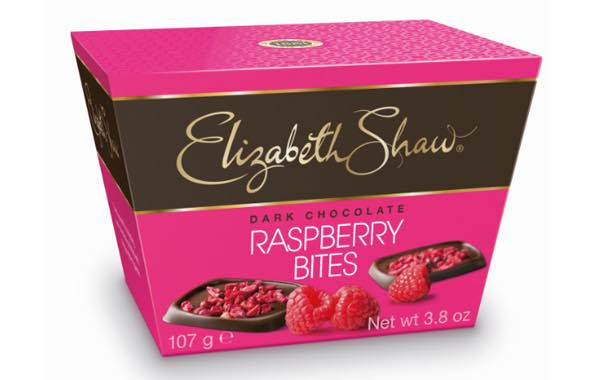 Elizabeth Shaw launches box of flavoured chocolate pieces