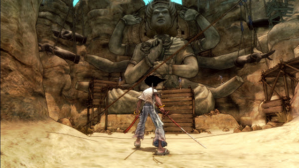Afro Samurai is one of the greatest anime games and is based on Afro Samurai