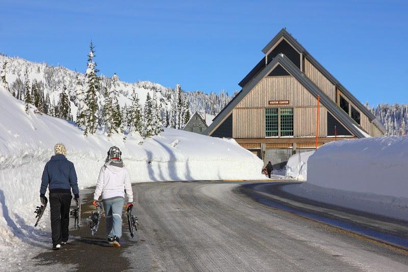 IMG_0583 Ranger-Led Snowshoe Walk