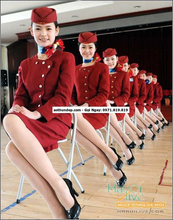 đồng phục các hãng hàng không việt nam