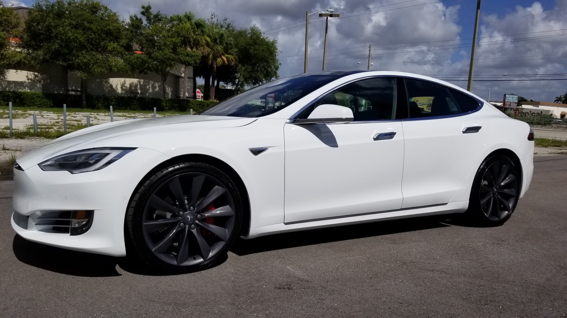 Used 2016 Tesla Model S P90d For Sale 87900 Marino