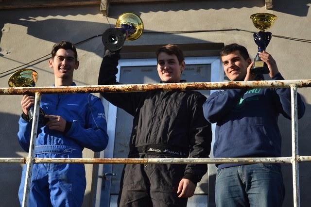 KART REGIONAL: TRIUNFOS DE MAGAÑA, ALONSO Y CABRERA EN LOBERÍA.