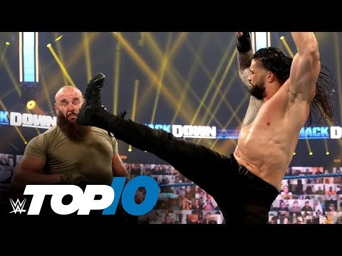 Top 10 Friday Night SmackDown moments: WWE Top 10, Oct. 16, 2020