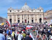 Pellegrini in Vaticano