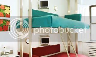 pod's bunk