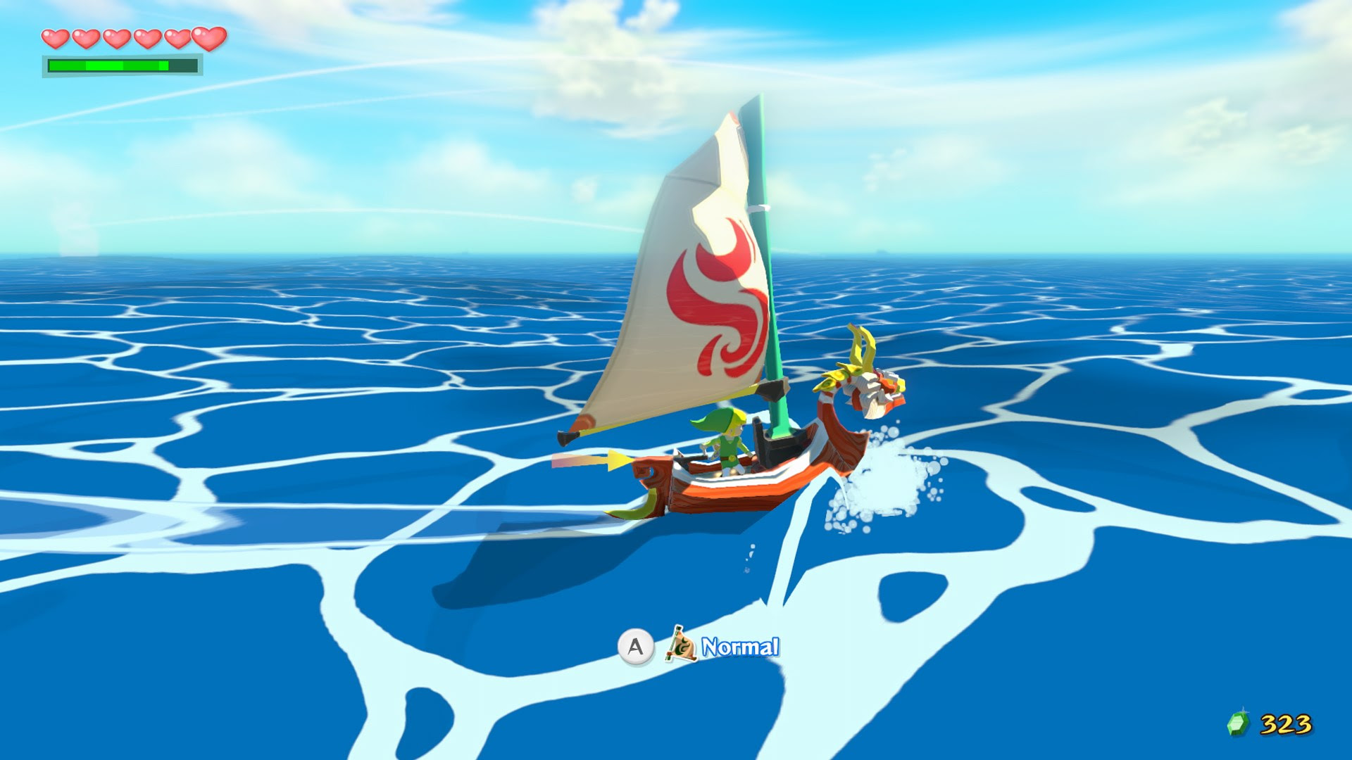 The Wind Waker Hd Changes List Zelda Universe