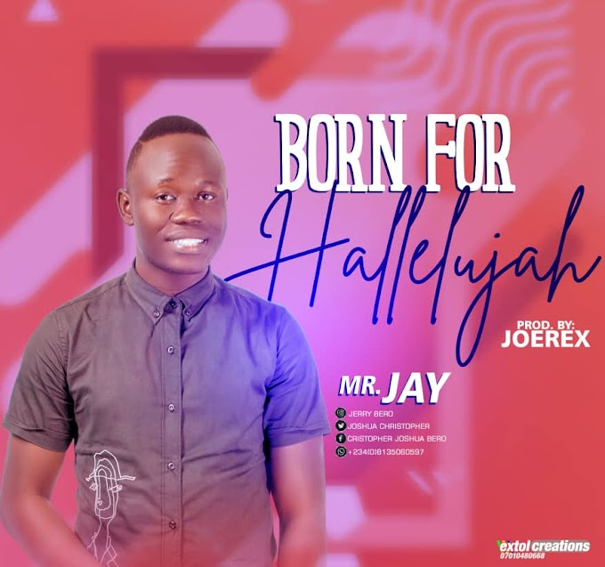 Mr. Jay - Born for Hallelujah
