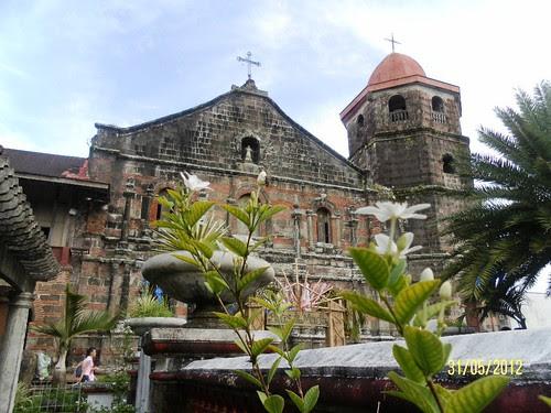 """St. Bartholomew Parish Church (""""Nagcarlang Church"""")"""
