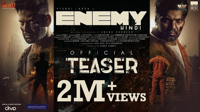 Enemy Hindi Dubbed Full Movie teaser