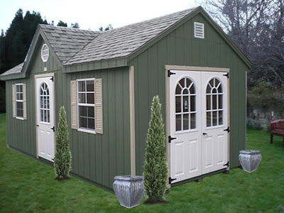 victorian garden shed plans | Home And Gardening Blog