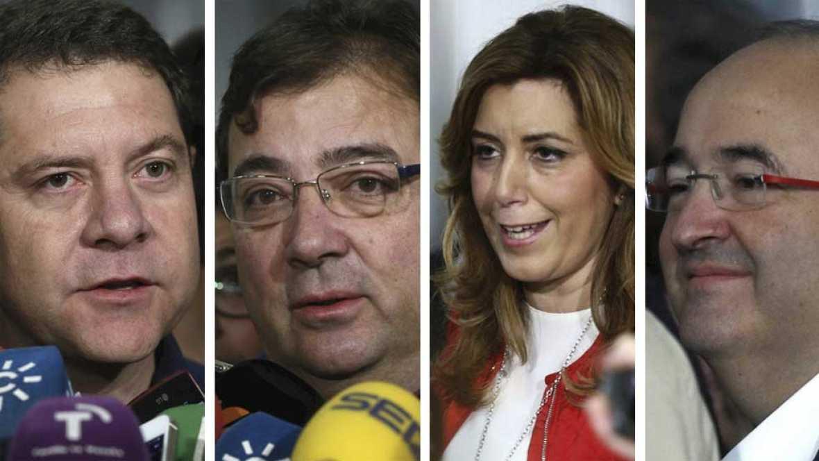 Barones del PSOE