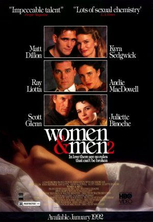 Women Men 2 In Love There Are No Rules 1991 Cast And Crew