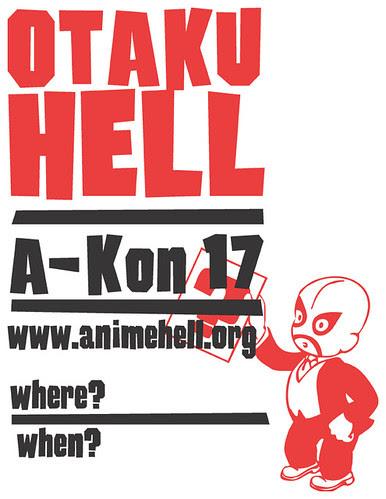 OtakuHELL at A-Kon 17