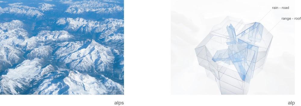 Alp - Akihisa Hirata, Arquitectura, diseño, casas