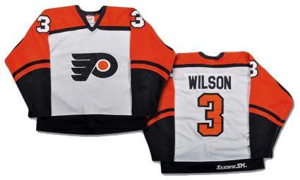 Philadelphia Flyers 83-84 jersey, Philadelphia Flyers 83-84 jersey