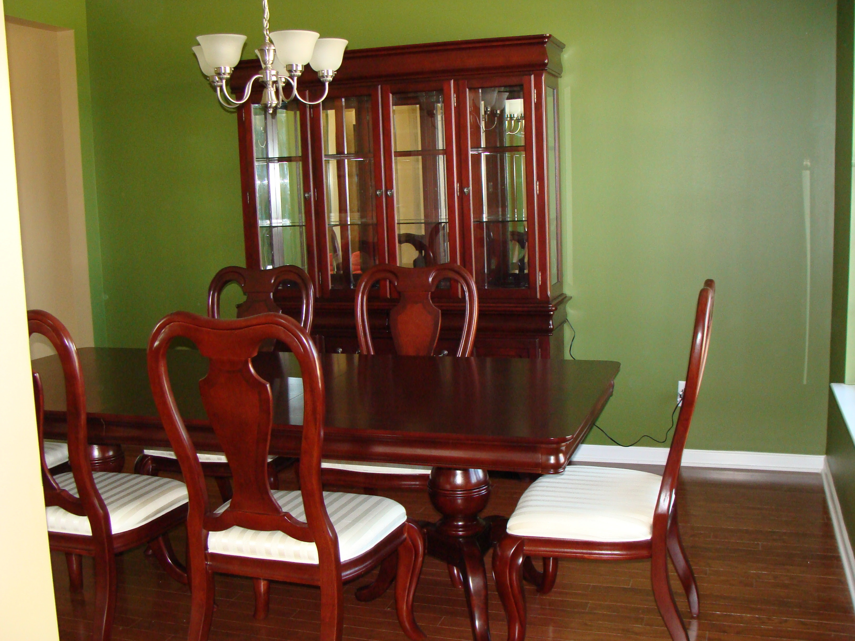 My New Dining Room | Keepin' It Real