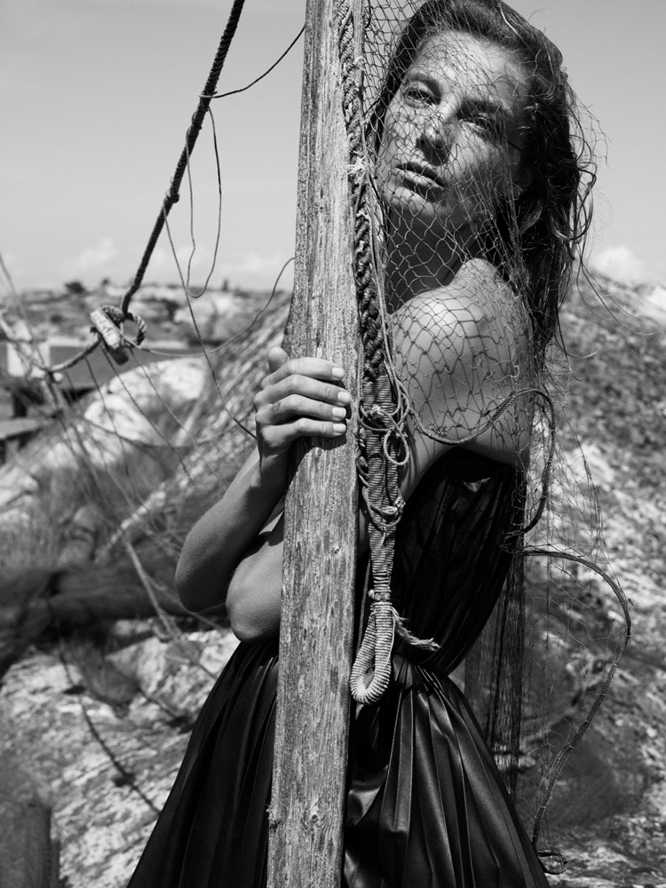 Daria Werbowy By Mikael Jansson For Interview September 2014 8