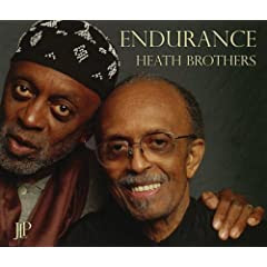 Heath Brothers Endurance cover