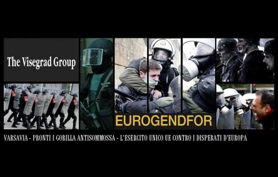 Eurogendfor - Visgrad Group